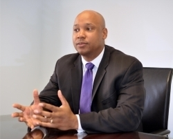 Attorney Frank Walker talks about the importance of Higher Education